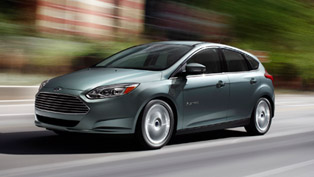 2012 Ford Focus Electric Price - $39 200