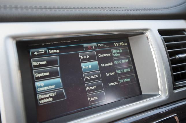 2012 Jaguar XF 2.2 Diesel - Epic Journey behind the wheel