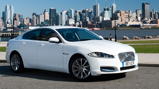2012 Jaguar XF 2.2 Diesel - Epic Journey over 2 884 miles