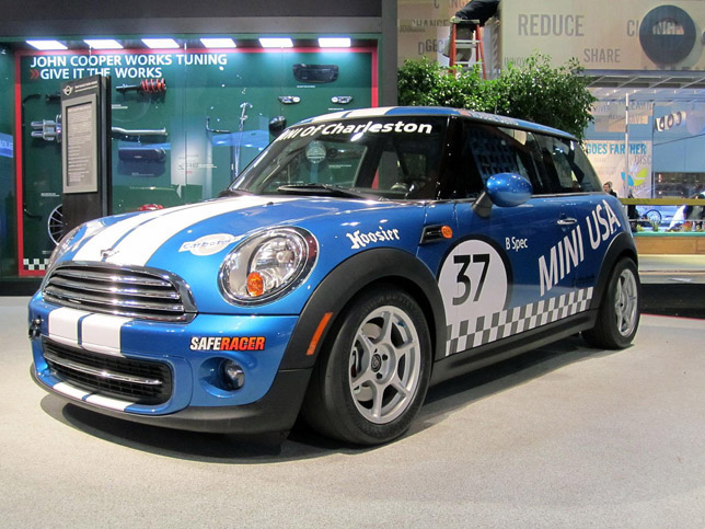 2012 MINI Cooper Hardtop B-Spec Racer