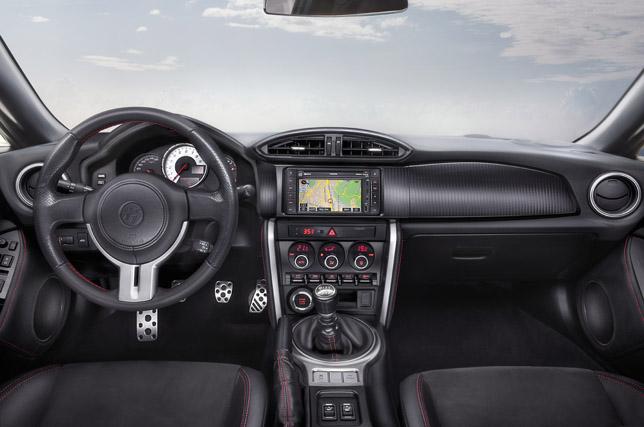 2012 Toyota GT 86 Interior