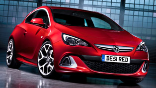 2012 Vauxhall Astra VXR - 280HP and 400Nm