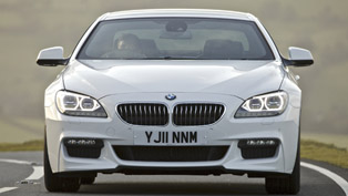 2012 BMW 640d Coupe M Sport [video]