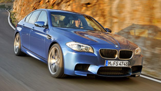 BMW ///M at the 42nd Tokyo Motor Show