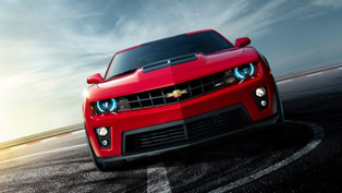 2012 Chevrolet Camaro ZL1 Price - $54 995