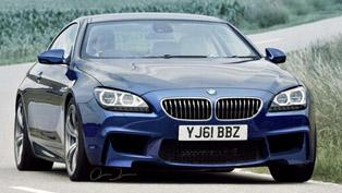 2013 BMW M6 F13 [render]