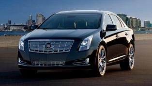 2013 Cadillac XTS [video]