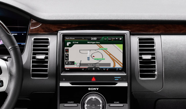 2013 Ford Flex - My Ford Touch(R)