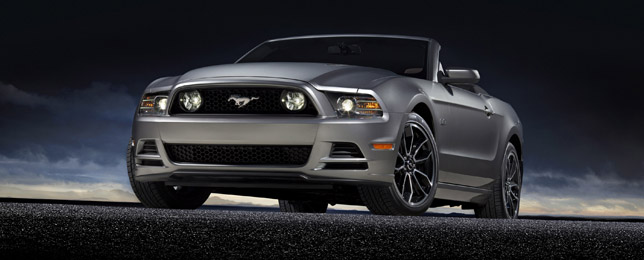 2013 Ford Mustang GT facelift