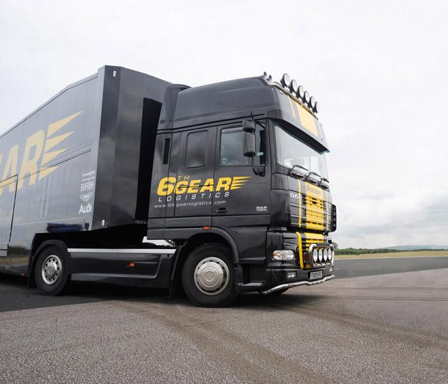 6th Gear Truck