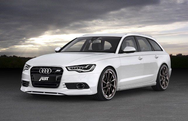 Audi As6 Avant Best Photos And Description Imagedump