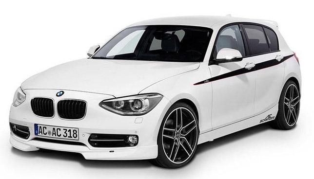 AC Schnitzer BMW 1-Series F20