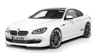 AC Schnitzer BMW 6-Series Coupe F12 [video]