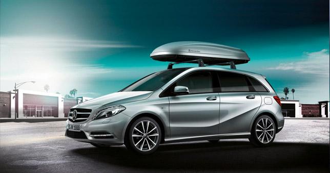 2012 Mercedes-Benz B-Class - Accessories