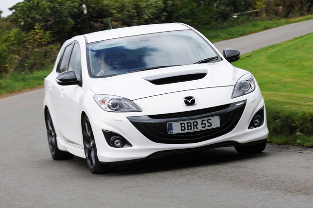 BBR Mazda 3 MPS Phase 2