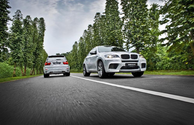 BMW Individual X5M and X6M