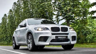 BMW Individual X5M and X6M in Asia