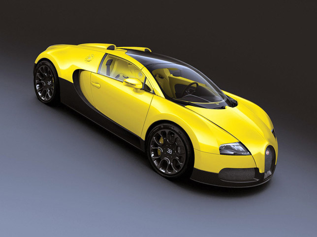 Bugatti Grand Sport Middle East Editions