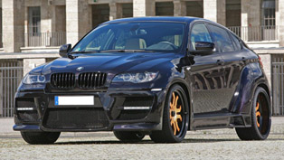 CLP Automotive BMW X6 wide-body kit