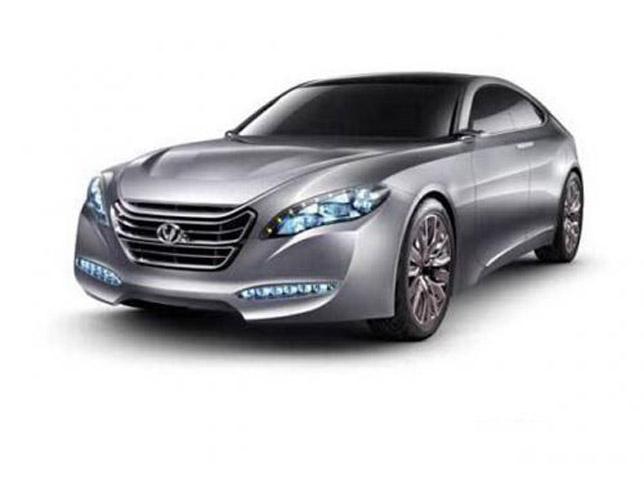 Hyundai Shouwang BHCD-1 Concept