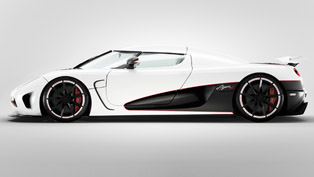 Koenigsegg Agera R with MOV'IT