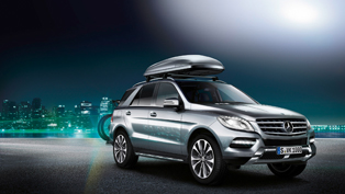 New Range of Accessories for the M- and B-Class by Mercedes-Benz