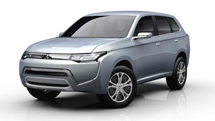 Mitsubishi Concept PX-MiEV II