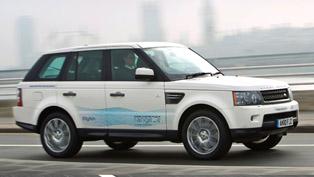 Range Rover_e - 20 miles with zero emissions