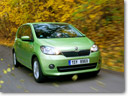 Skoda Citigo - 5 stars from Euro NCAP