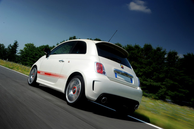Superchips Abarth 500