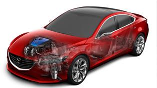Mazda i-ELOOP - A Regenerative Braking System