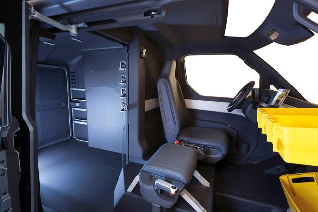 Volkswagen eT Interior