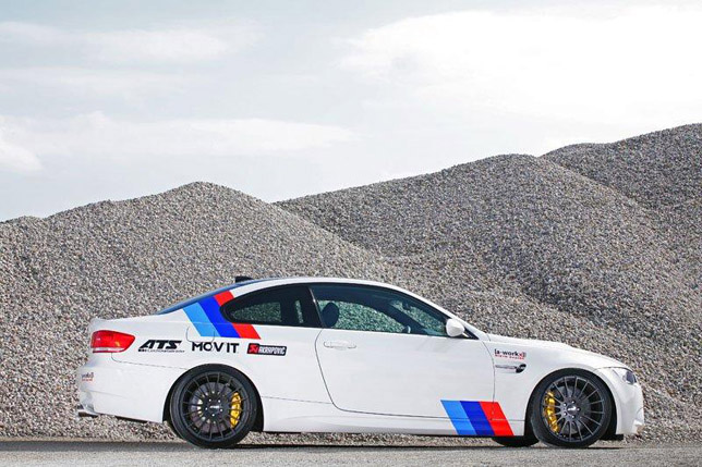 a-workx BMW M3 460cs