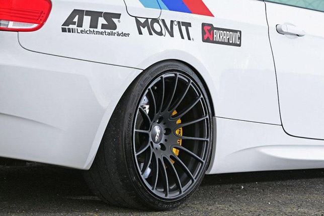 a-workx BMW M3 460c
