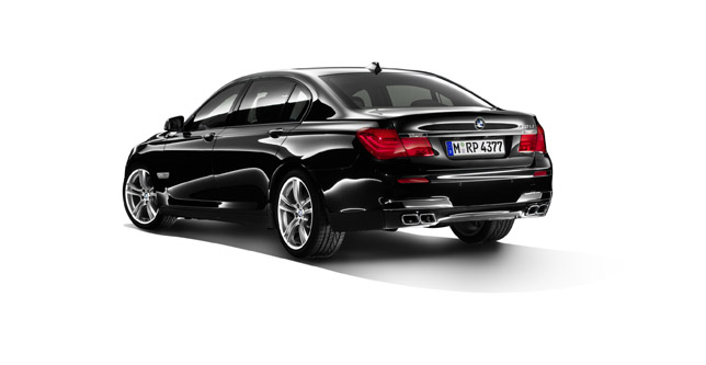 BMW 7 Series M Sports Package