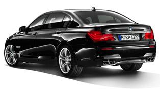 BMW 7-Series Luxury Edition Price - £58 920
