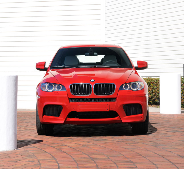 Bmw X6m Review: BMW ///M At The 42nd Tokyo Motor Show