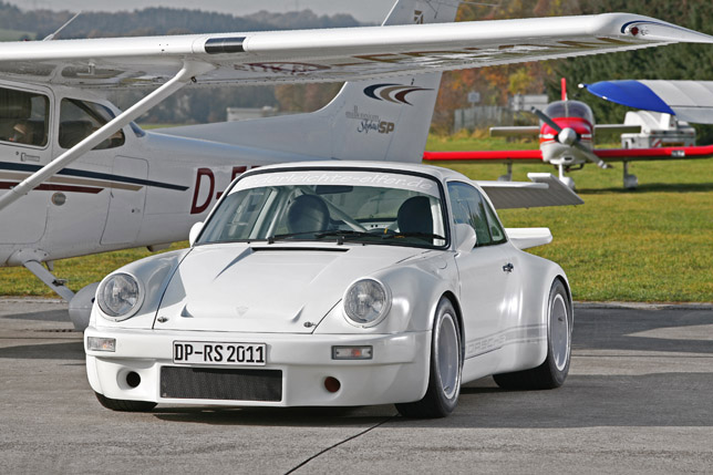 dp Motorsport 1973 Porsche 911