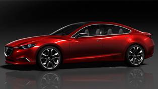 Mazda TAKERI Saloon Concept