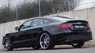 Audi RS5 Coupe vs tuned Audi S5 Sportback