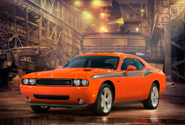 Dodge C hallenger R/T (2009)