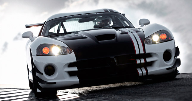 2010 Dodge Viper STR10 ACR-X