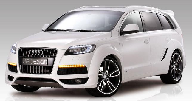 2011 JE DESIGN Audi Q7 S-Line