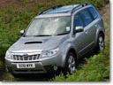 2011 Subaru Forester 2.0D XS NavPlus Price - £29 070