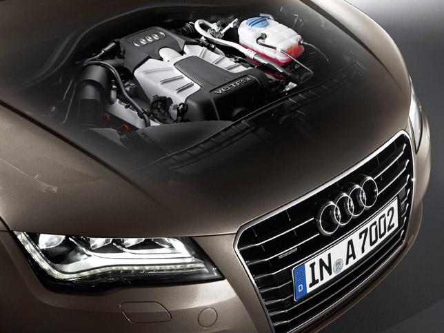 Audi A7 Sportback (2011)