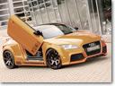 RIEGER makeover for Audi TT