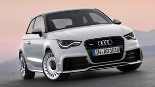 2012 Audi A1 Quattro - 333 units worldwide