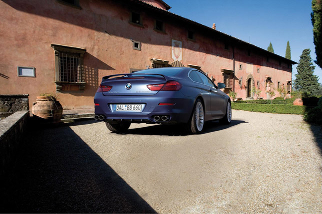 2012 BMW Alpina B6 Bi-Turbo