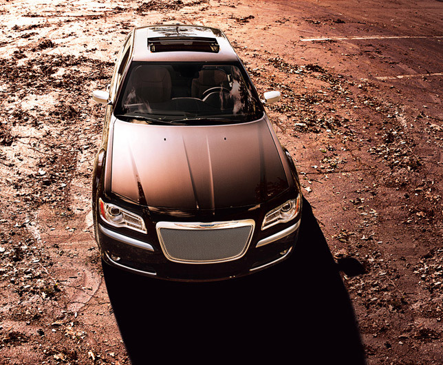 Chrysler 300 Luxury Series (2012)