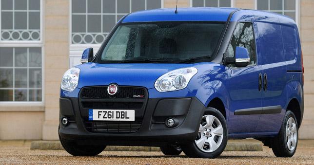 2012 Fiat Doblo Cargo